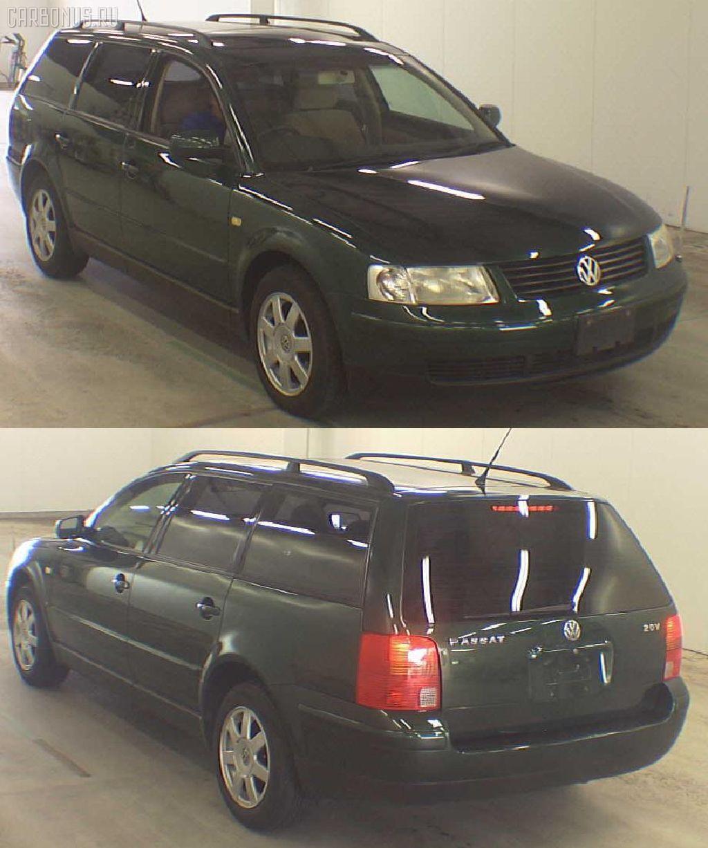 Стабилизатор Volkswagen Passat variant 3BAPT APT Фото 1