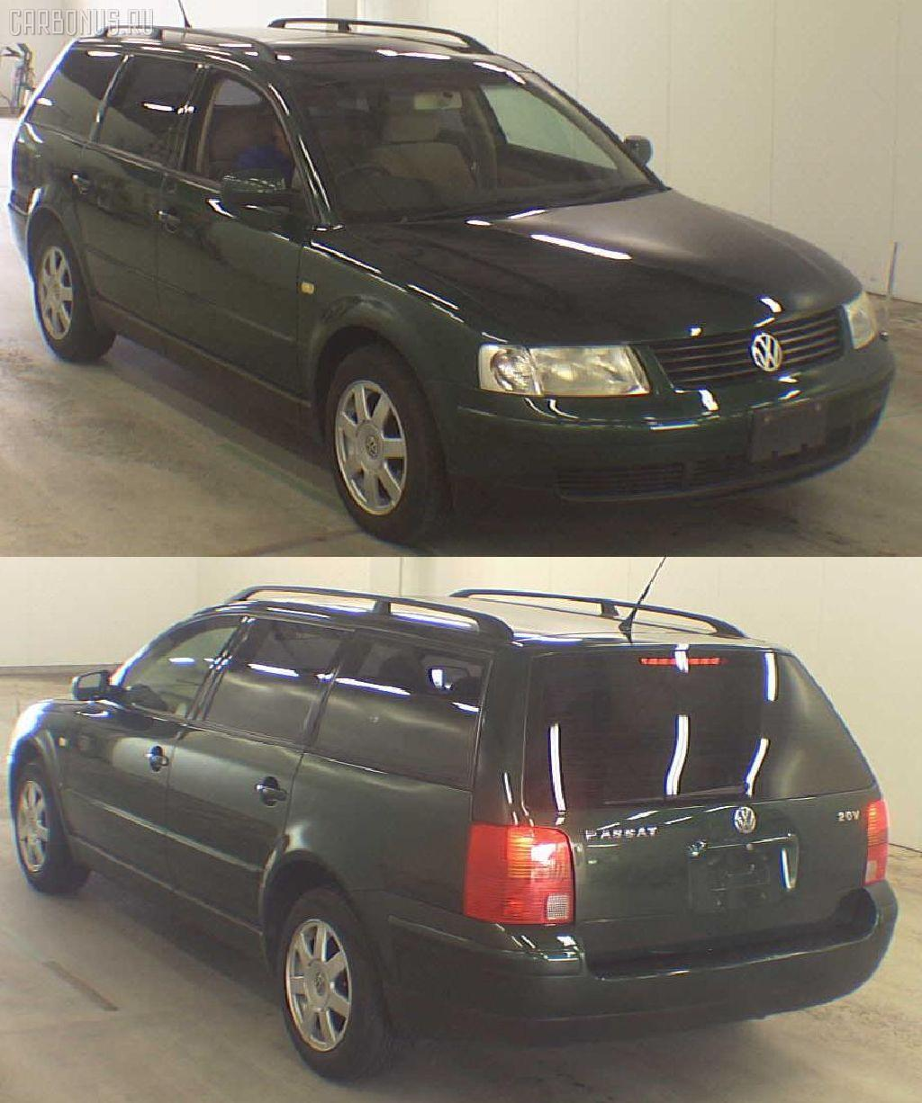 Ремень безопасности Volkswagen Passat variant 3BAPT Фото 1