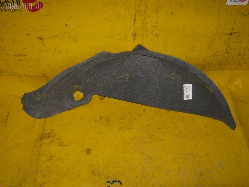 Обшивка багажника OPEL ASTRA F W0L000051 Фото 1