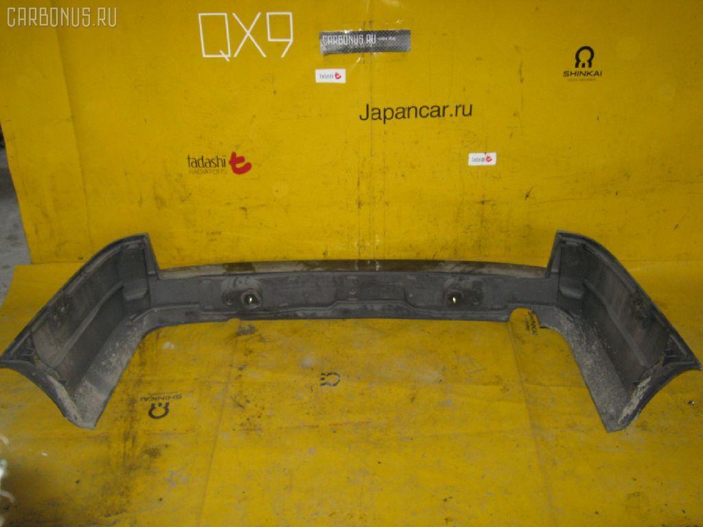 Бампер OPEL ASTRA F W0L000051 Фото 3