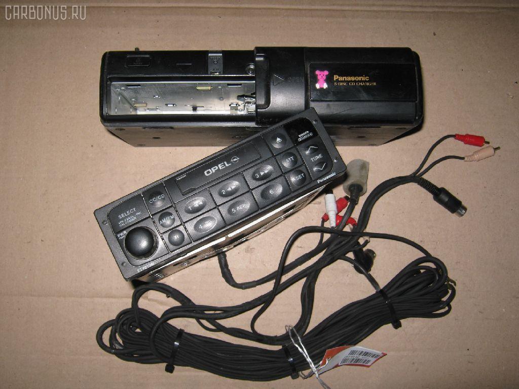 Автомагнитофон OPEL ASTRA F XD200W Фото 3