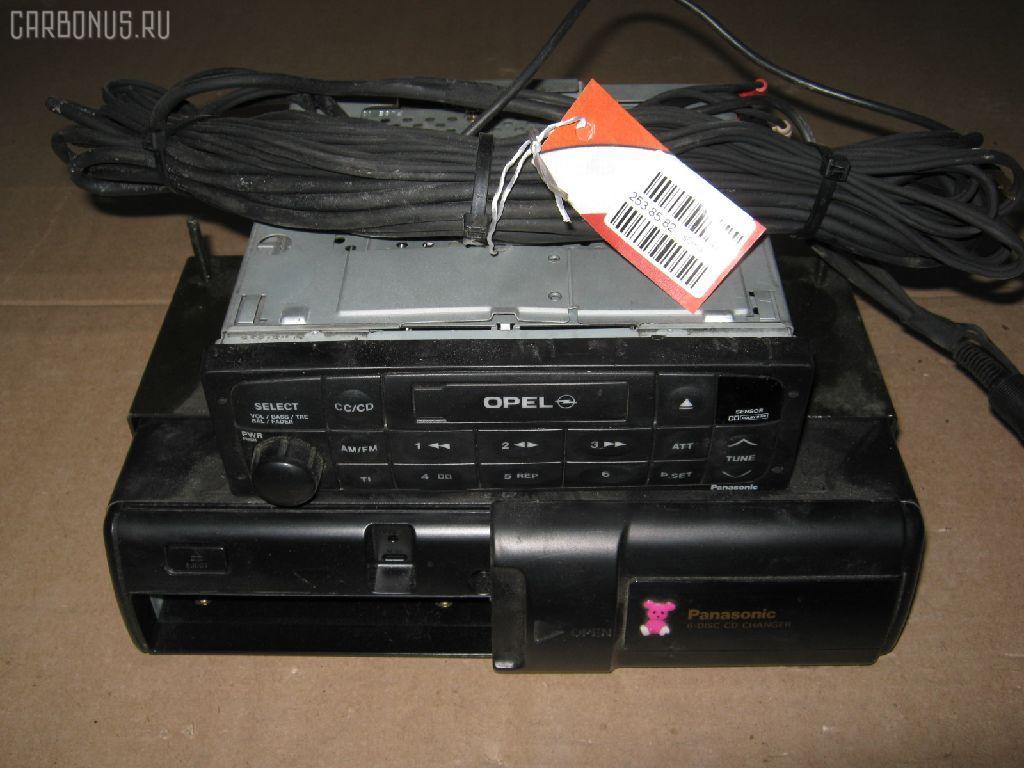 Автомагнитофон Opel Astra f W0L000051 Фото 1