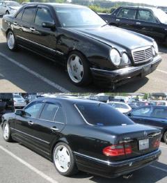 Петля двери шарнирная Mercedes-benz E-class W210.065 Фото 1