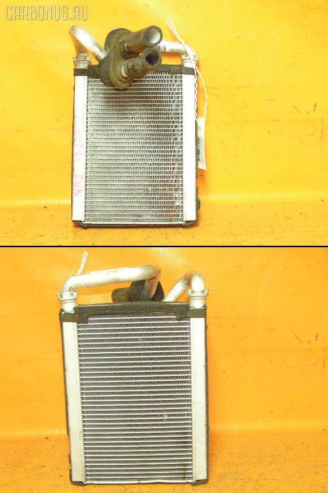Радиатор печки TOYOTA VITZ SCP10 1SZ-FE. Фото 7
