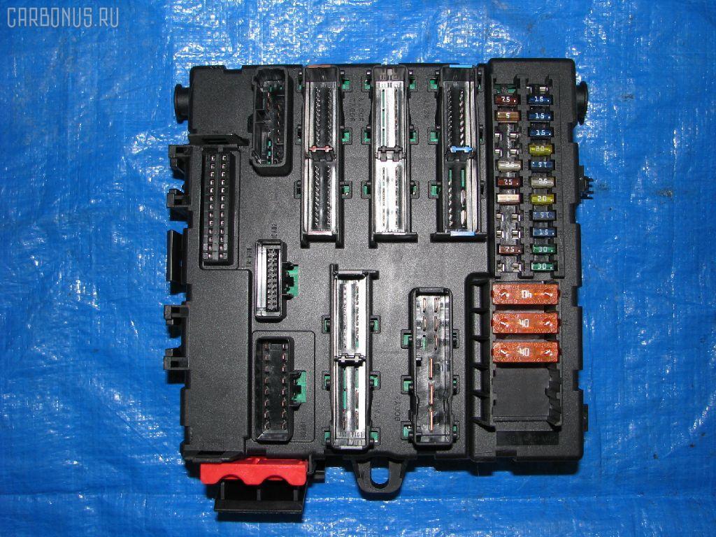 Блок предохранителей OPEL VECTRA C W0L0ZCF69 Z22SE Фото 3