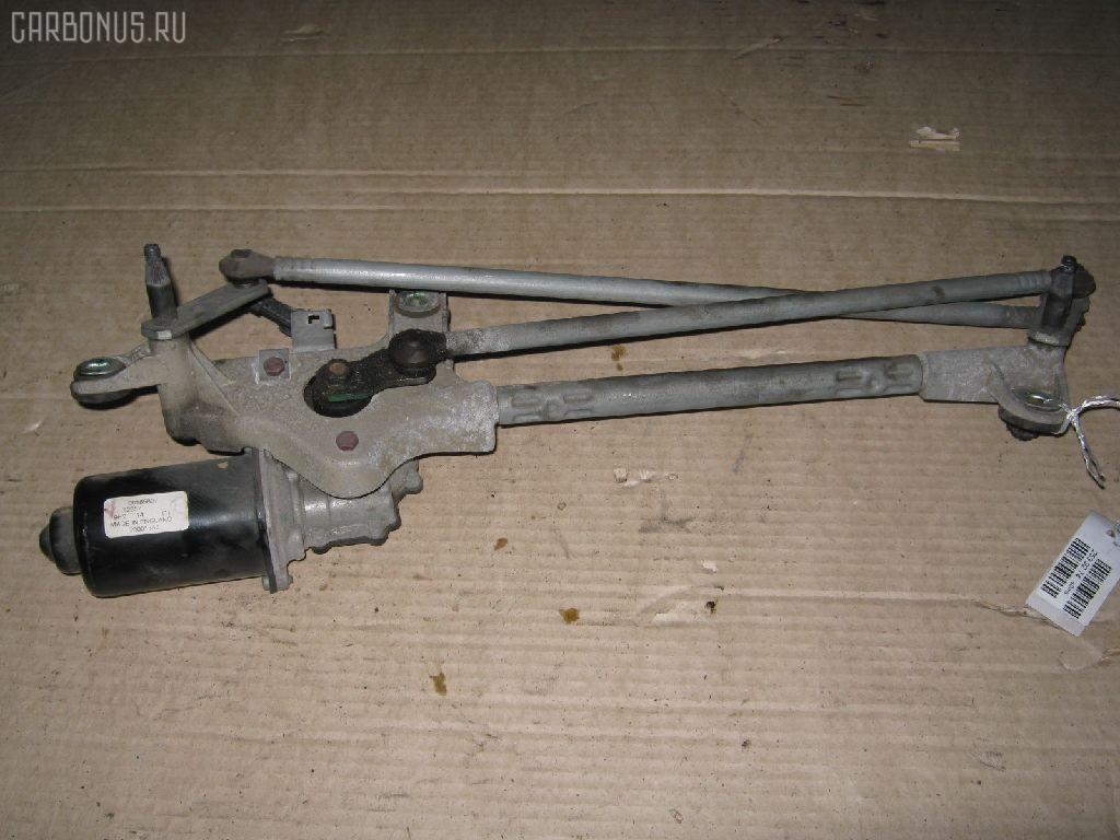 Мотор привода дворников OPEL VECTRA C Z02Z22. Фото 1
