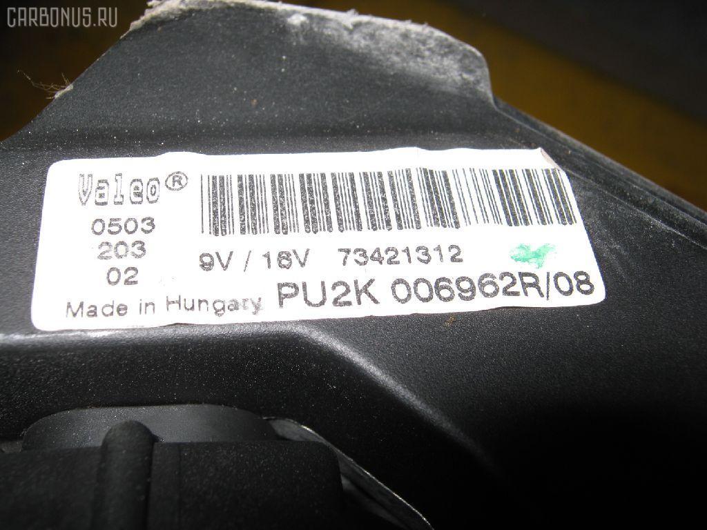Печка OPEL VECTRA C W0L0ZCF69 Z22SE Фото 3