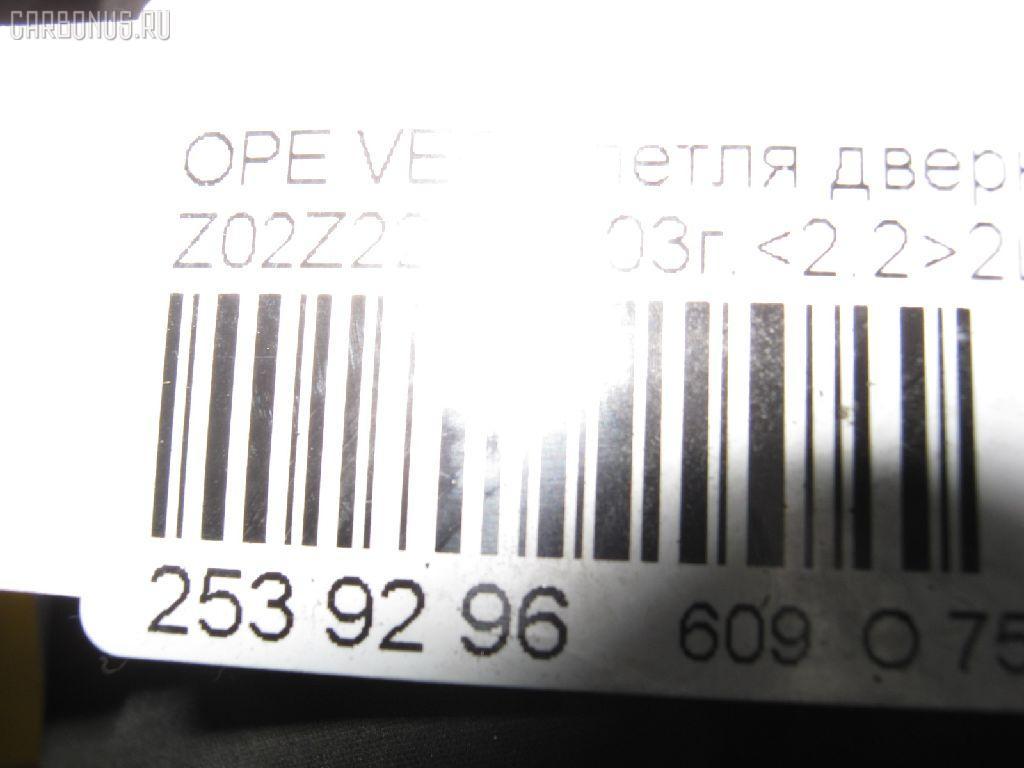 Петля двери шарнирная OPEL VECTRA C W0L0ZCF69 Фото 3