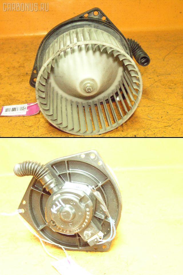 Мотор печки NISSAN MARCH K11. Фото 1
