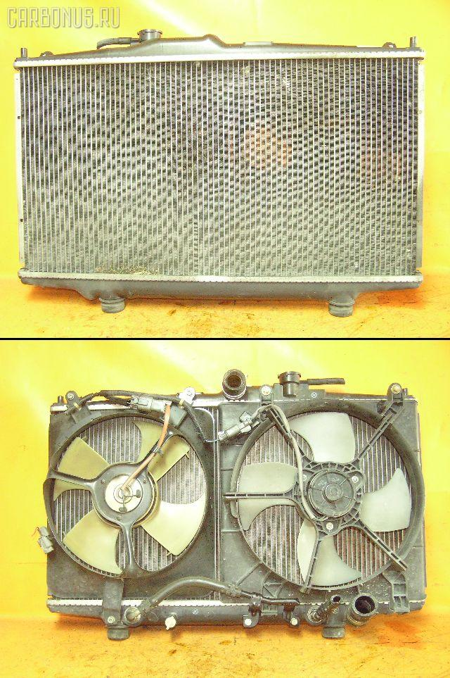Радиатор ДВС HONDA ACCORD WAGON CF6 F23A. Фото 6