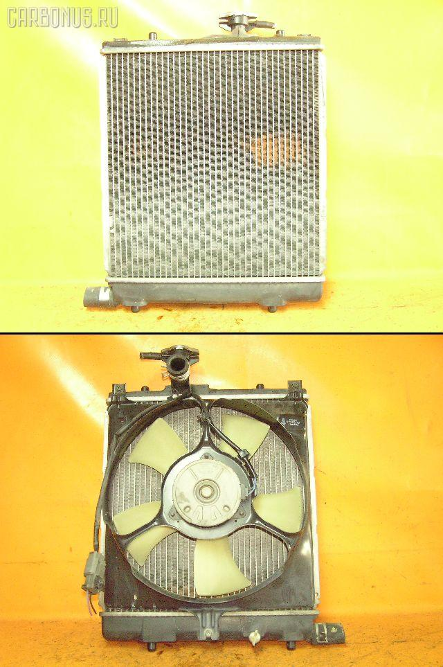 Радиатор ДВС SUZUKI WAGON R PLUS MA63S K10A. Фото 1