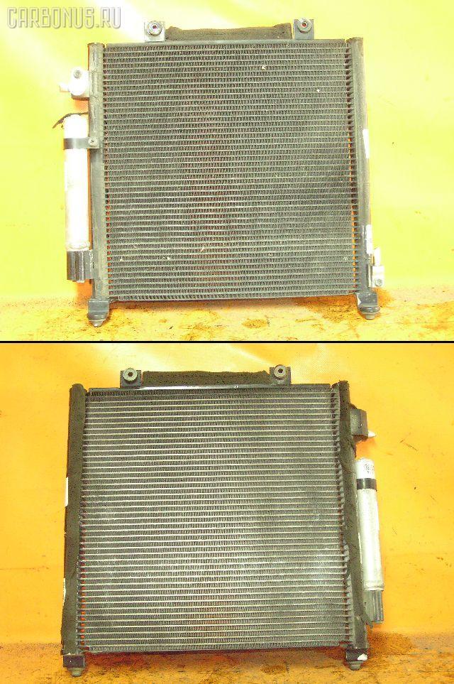 Радиатор кондиционера SUZUKI WAGON R PLUS MA63S K10A. Фото 3