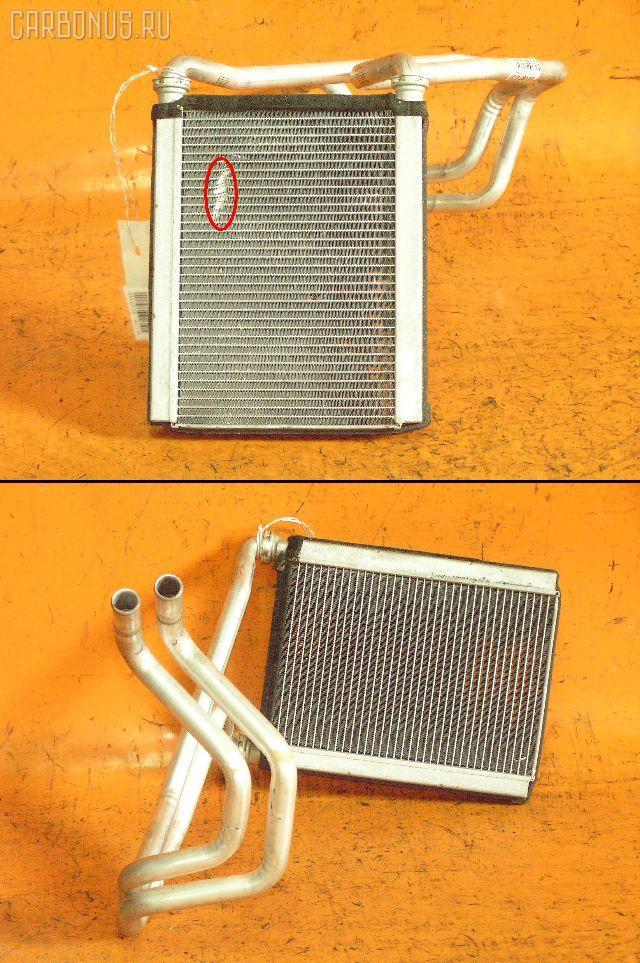 Радиатор печки TOYOTA COROLLA RUNX NZE121 1NZ-FE. Фото 1