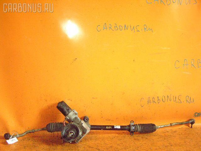 Рулевая рейка HONDA FIT GD1 L13A. Фото 7