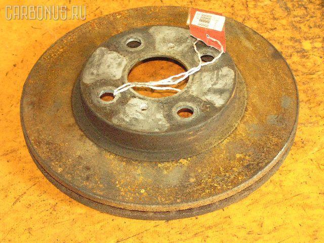 Тормозной диск TOYOTA FUNCARGO NCP20. Фото 1