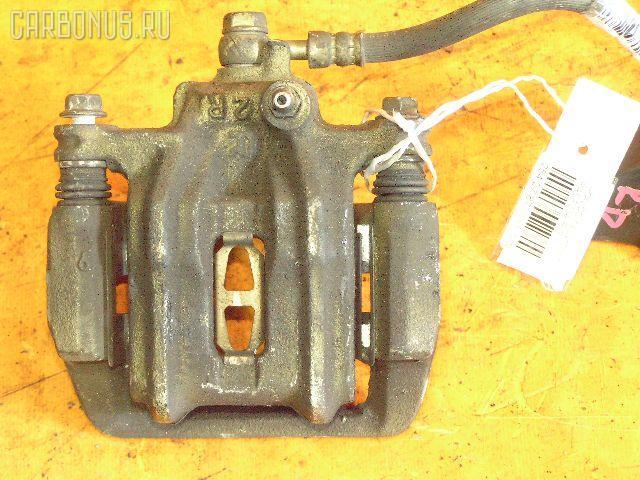 Суппорт HONDA ODYSSEY RA6 F23A. Фото 2