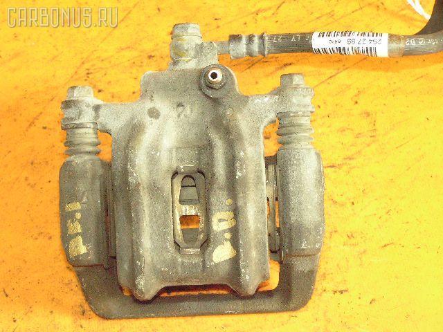 Суппорт HONDA ODYSSEY RA6 F23A. Фото 4