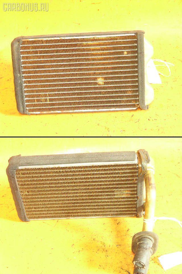 Радиатор печки TOYOTA SPRINTER CARIB AE115G 7A-FE. Фото 1