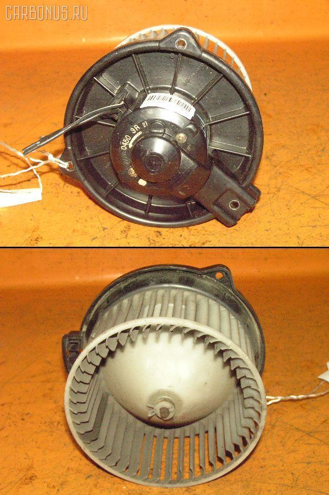 Мотор печки TOYOTA COROLLA WAGON EE103V. Фото 4