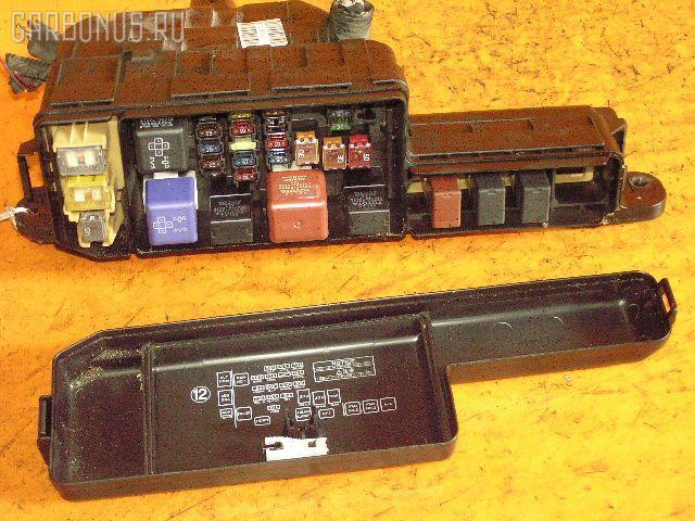 Блок предохранителей TOYOTA CALDINA ET196V 5E-FE. Фото 2