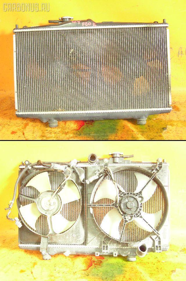 Радиатор ДВС HONDA ACCORD CF4 F20B. Фото 2