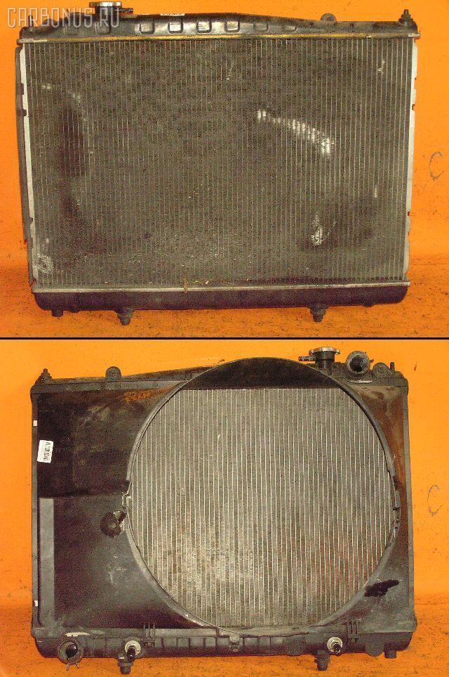 Радиатор ДВС NISSAN CEDRIC HY33 VQ30DET. Фото 1