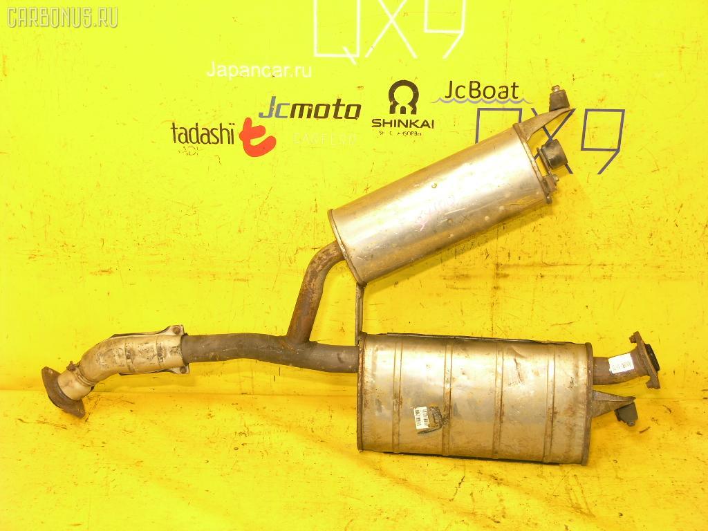 Глушитель TOYOTA JZX100 1JZ-GE. Фото 2