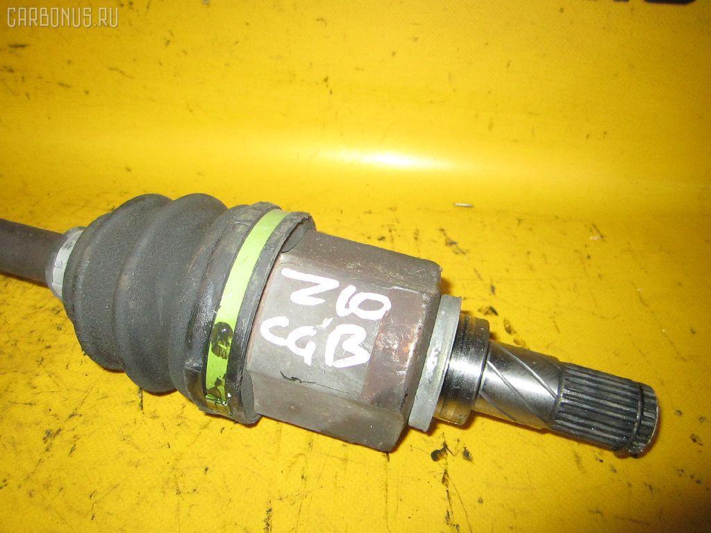 Привод NISSAN CUBE Z10 CG13DE. Фото 5