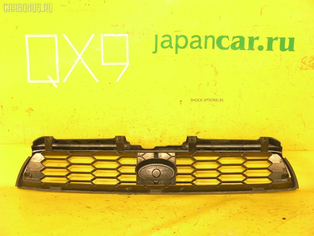 Решетка радиатора SUBARU IMPREZA WAGON GG2. Фото 4