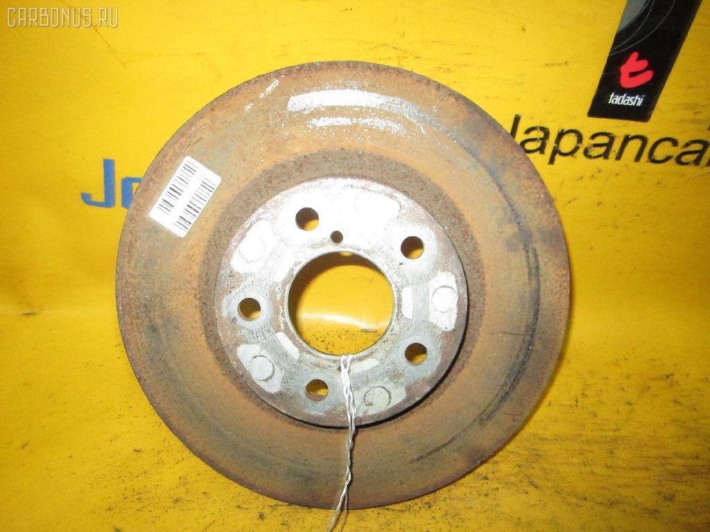 Тормозной диск SUBARU LEGACY WAGON BG5. Фото 1