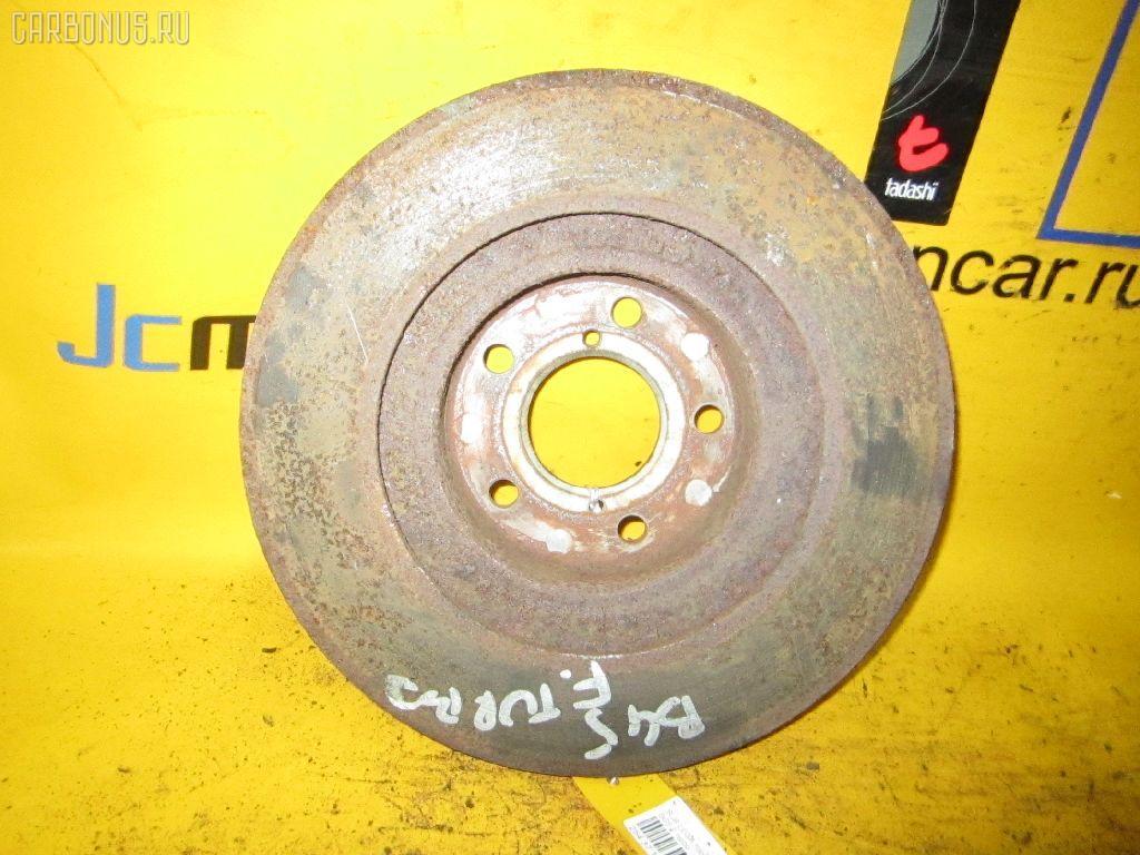 Тормозной диск SUBARU LEGACY WAGON BG5. Фото 2