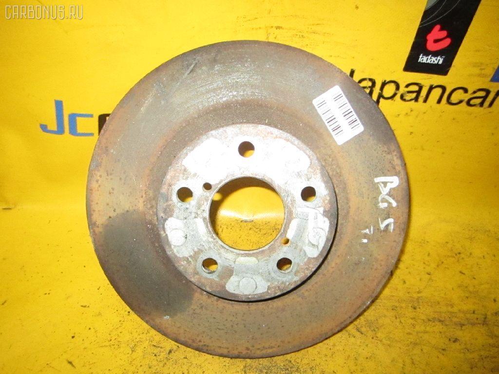 Тормозной диск SUBARU LEGACY WAGON BG5. Фото 3