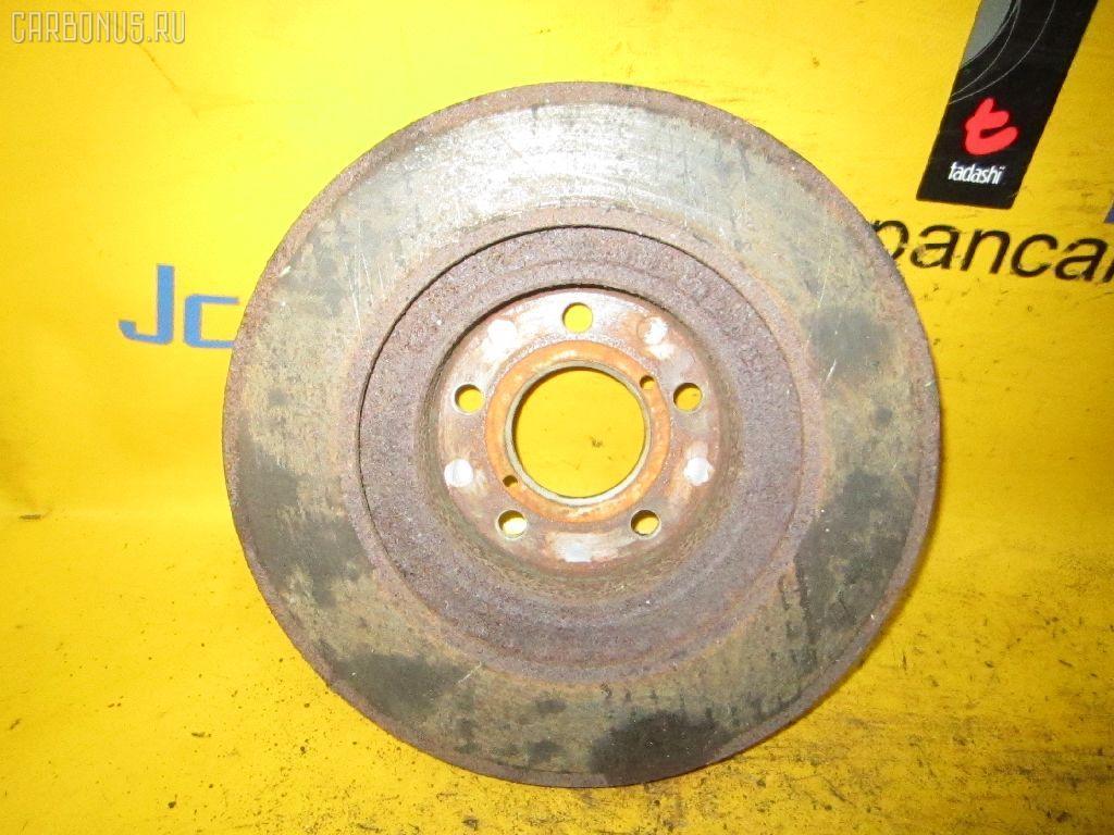 Тормозной диск SUBARU LEGACY WAGON BG5. Фото 4