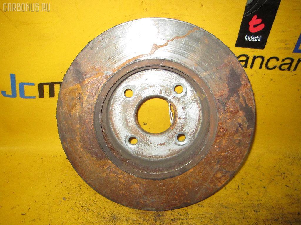 Тормозной диск MAZDA DEMIO DY3W. Фото 4