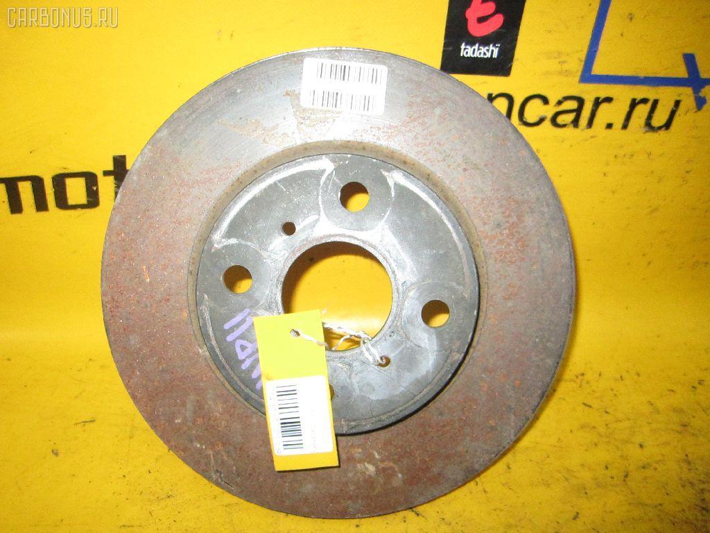 Тормозной диск TOYOTA PORTE NNP11. Фото 1