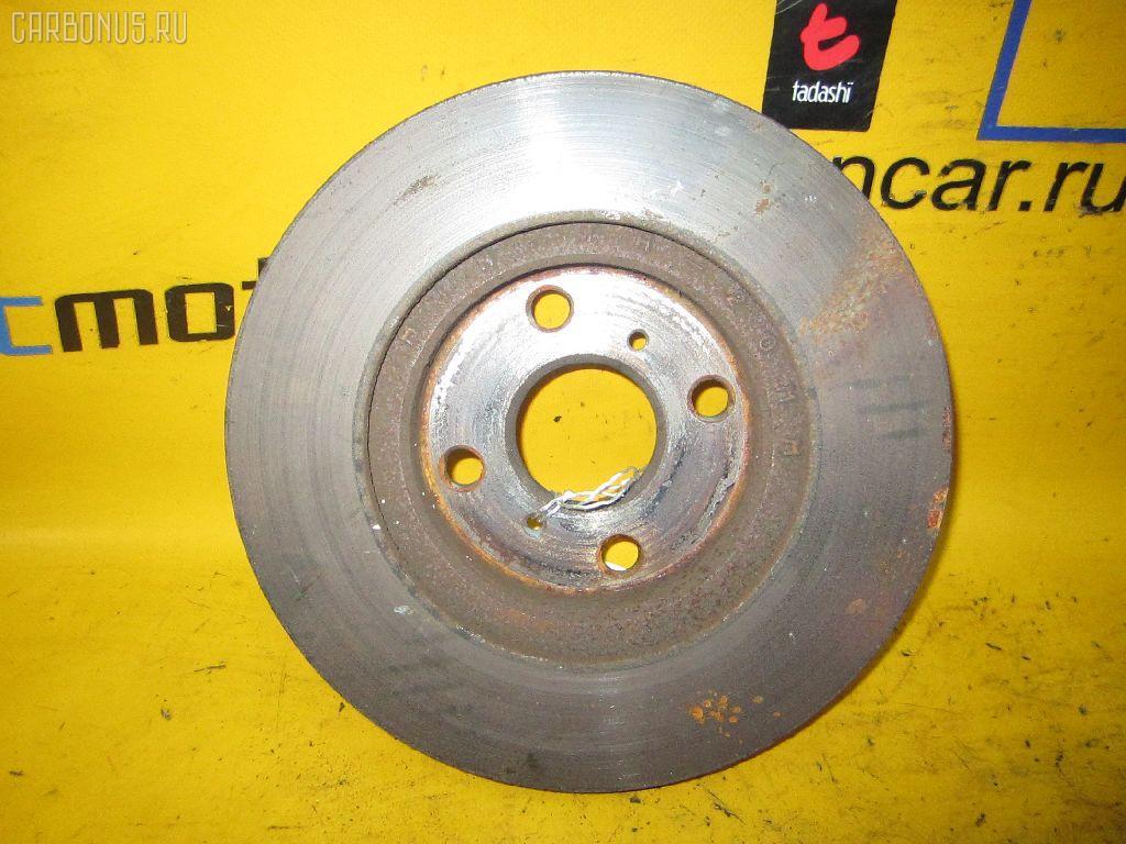 Тормозной диск TOYOTA PORTE NNP11. Фото 2