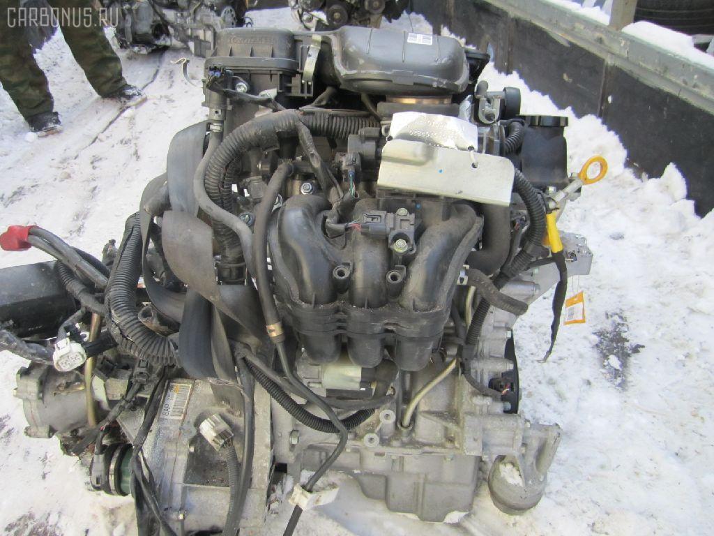 Двигатель TOYOTA PASSO KGC10 1KR-FE. Фото 7