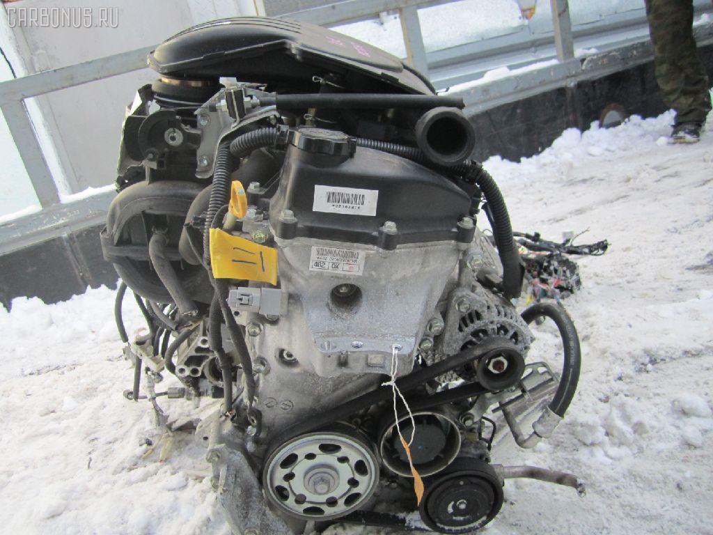 Двигатель TOYOTA PASSO KGC10 1KR-FE. Фото 8