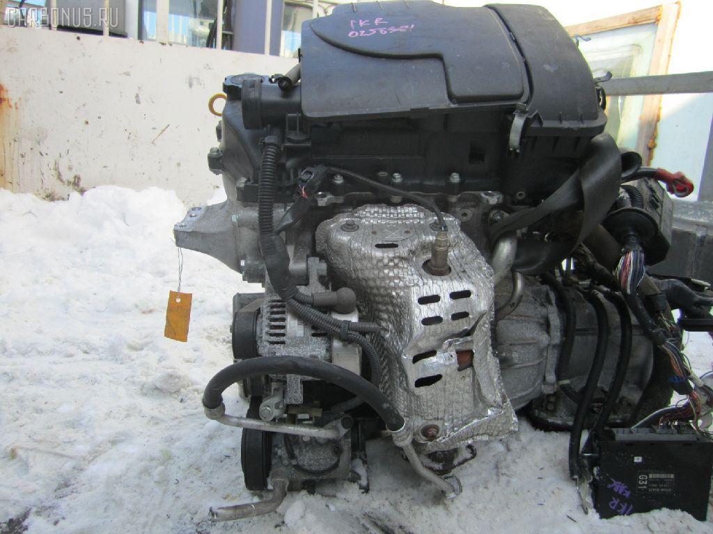 Двигатель TOYOTA PASSO KGC10 1KR-FE. Фото 9
