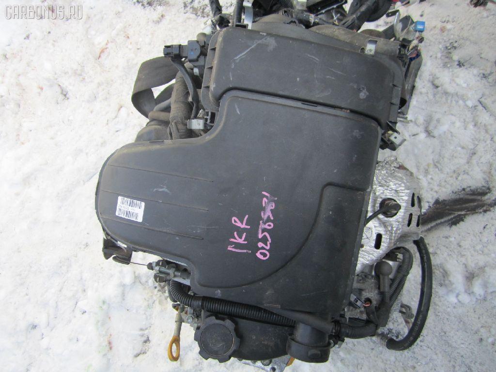 Двигатель TOYOTA PASSO KGC10 1KR-FE. Фото 10
