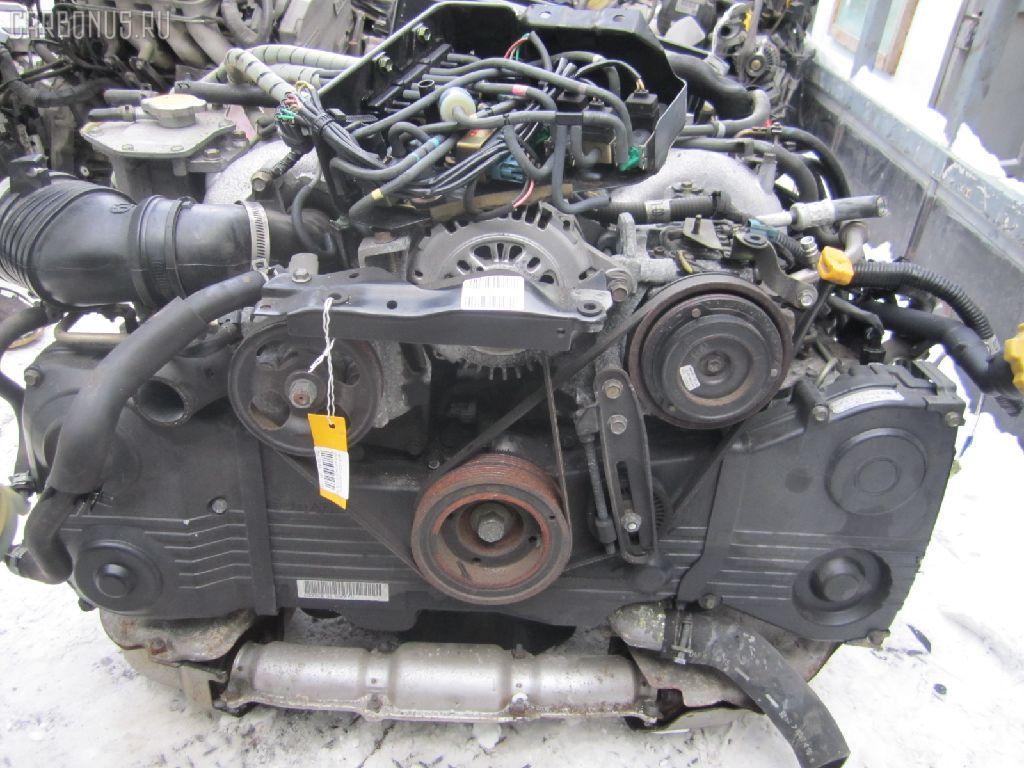 Двигатель SUBARU LEGACY WAGON BH5 EJ206-TT. Фото 1