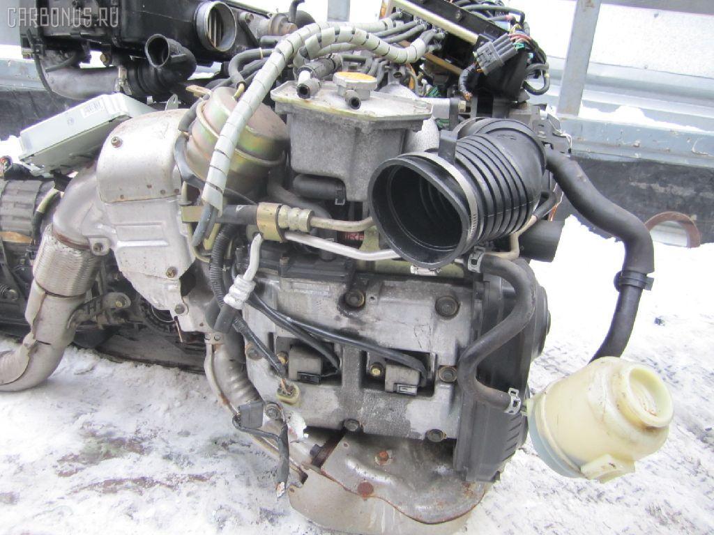Двигатель SUBARU LEGACY WAGON BH5 EJ206-TT. Фото 2