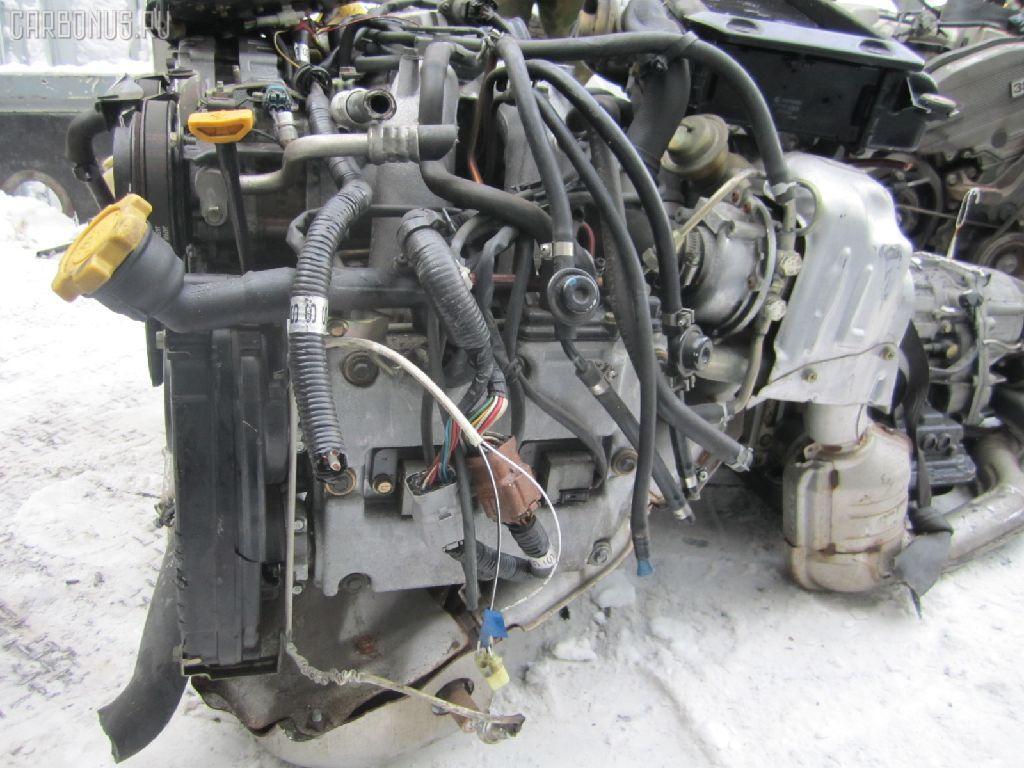 Двигатель SUBARU LEGACY WAGON BH5 EJ206-TT. Фото 3
