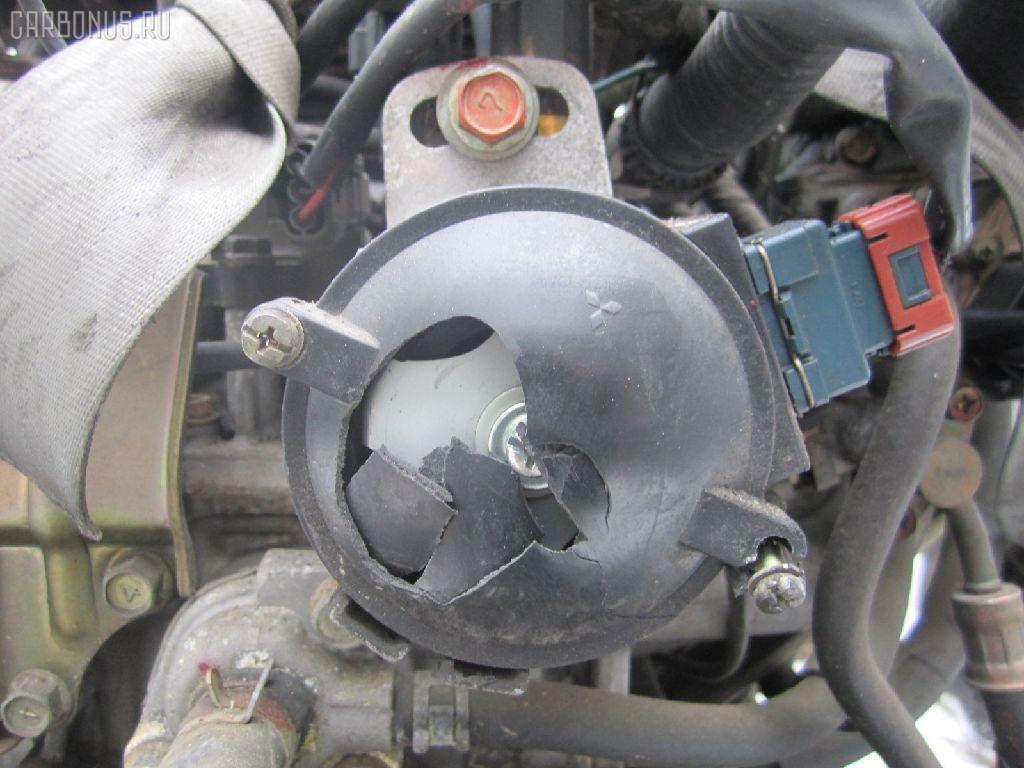 Двигатель MITSUBISHI PAJERO MINI H56A 4A30T. Фото 2
