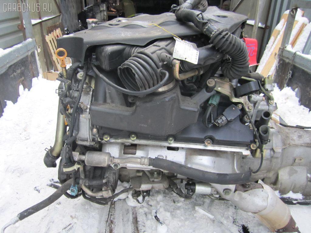 Двигатель NISSAN CIMA GF50 VK45DD. Фото 1