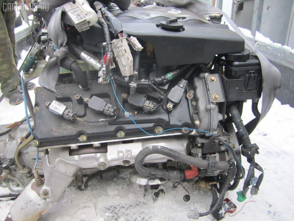 Двигатель NISSAN CIMA GF50 VK45DD. Фото 3