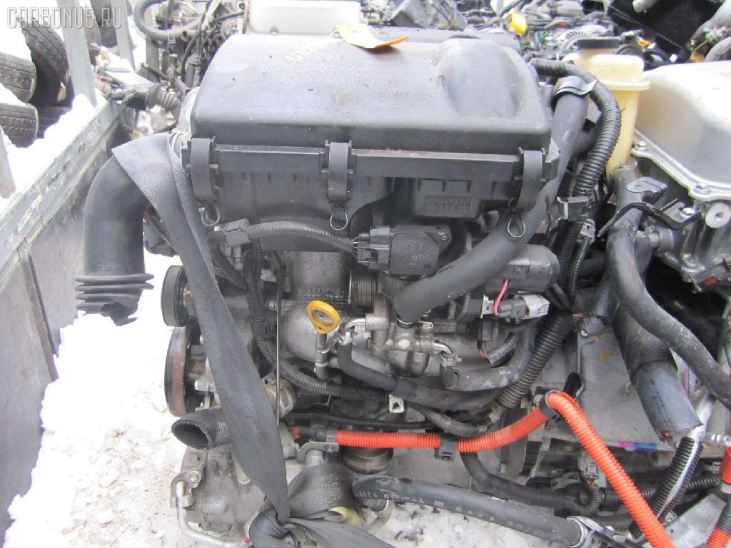 Двигатель TOYOTA PRIUS NHW20 1NZ-FXE. Фото 1