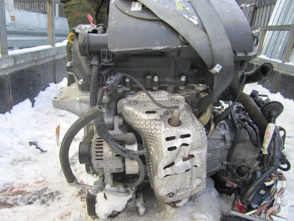 Двигатель TOYOTA PASSO KGC10 1KR-FE. Фото 11