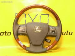Руль LEXUS RX450H GYL15W Фото 1