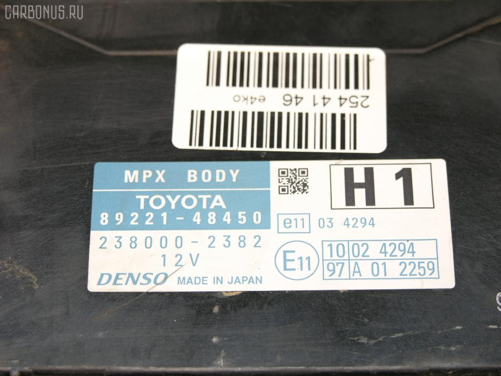 Блок упр-я LEXUS RX450H GYL15W 2GR-FXE. Фото 8